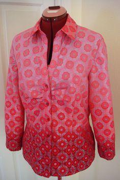 Vogue 8747, African Dutch wax fabric, Super Nice by Fashion Hollywood No. 12509