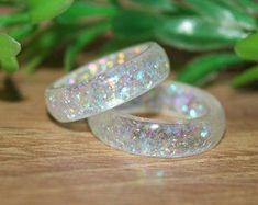 Wedding bands ring for women bridesmaid gift resin rings engagement for men imitation opal jewelry promise unique birthstone bright ring - Wedding bands ring for women bridesmaid gift resin rings engagement for men opal jewelry promise un - Tiffany Jewelry, Opal Jewelry, Resin Jewelry, Gothic Jewelry, Birthstone Jewelry, Engagement Rings For Men, Wedding Rings For Women, Wedding Ring Bands, Wedding Jewelry