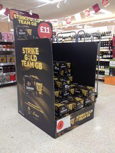 Strongbow in Sainsbury's. Team Gb, Sainsburys, Pos, Arcade Games, Olympics