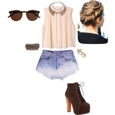 """""""Untitled #16"""" by hchristabelle on Polyvore"""
