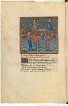 Le livre du Coeur d'amour épris, par le roi René d'Anjou.