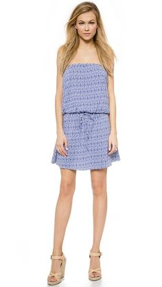 Soft Joie Magensia Strapless Dress... I have six of these, my go to dress every day! :)
