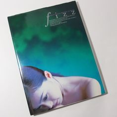 "NORIKO SAKAI ""fizz"" Photo Album Book Japanese Idol Girl Actress 1997 F/S"