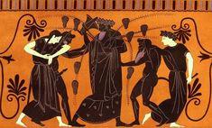 Dioníso deus da ereção viril