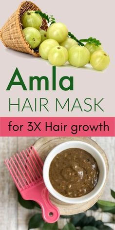 Double Your Hair Growth With This Gooseberry Hair Mask - Frauen Haar Modelle Long Hair Tips, Hair Care Tips, Natural Hair Care, Natural Hair Styles, Long Hair Styles, Salon Hair Treatments, Glossy Hair, Extreme Hair, Fast Hairstyles