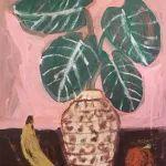 gallery | Emma Gale Artist Still Life, Plant Leaves, Apple, Artist, Plants, Gallery, Diy, Apple Fruit, Roof Rack
