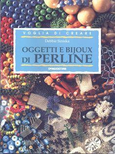 oggetti e bijoux di perline