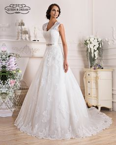 Vestidos de novias elegantes 2016