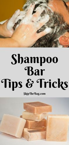 Shampoo Bars are a great way to reduce plastic in the bathroom. To get the best experience from the bar there are some tips and tricks to try.