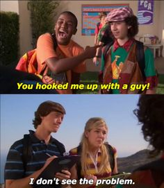When Zoey 101 was actually really progressive: | Community Post: 18 Jokes From '00s Children's Television That Make More Sense As An Adult