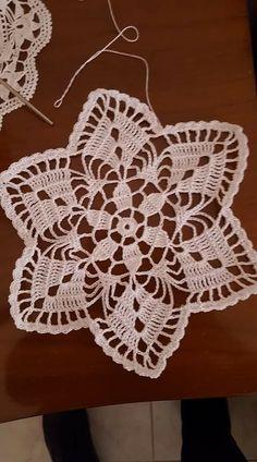Crochet Coasters Free Pattern Cotton New Ideas Crochet Flower Hat, Crochet Stars, Crochet Baby Poncho, Crochet Tablecloth, Crochet Doilies, Crochet Lace, Crochet Unicorn Pattern Free, Crochet Rug Patterns, Free Pattern