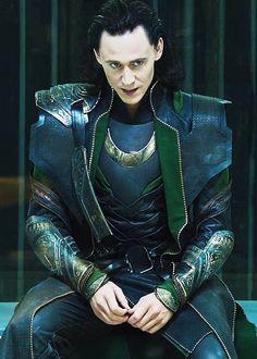 Need a therapist? Go visit Loki in jail.