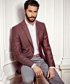 Atelier Torino férfi üzleti öltöny