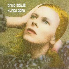 "David Bowie - ""Hunky Dory"" (1971):"