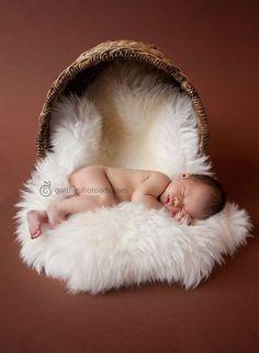 7 day old newborn. Photo by www.garthephotoarts.com. #newborn #baby #photography #artistic