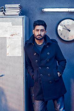 Abhishek Bachchan for Filmfare