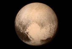 Photo of Pluto taken from 476,000 miles away. (Photo: JHU/NASA)