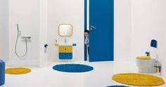 26 mejores imágenes de Cuartos de baño infantiles   Bathroom ...