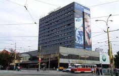 16. Hotel Slovan, Košice Times Square, Architecture, Travel, Arquitetura, Viajes, Destinations, Traveling, Trips, Architecture Design