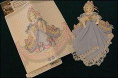 Decorating With Vintage Handkerchiefs and DIY Hankie Craft Ideas