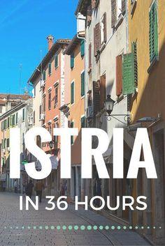 #Istrien, die nordwestliche Halbinsel von #Kroatien ist eine #Reise wert. http://Mexatia.com   36 Hours in Istria: A Short Guide to Croatia's Most Visited…