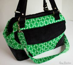 """Great """"Mommy Poppins"""" bag from SewFearless"""
