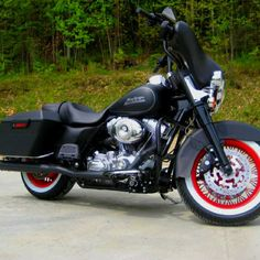 Harley Davidson Street Glide.. My dream bike