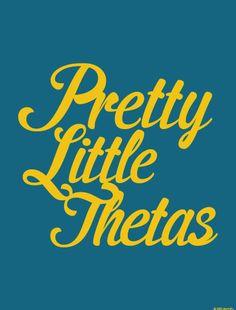 Dormify Exclusive Kappa Alpha Theta Pretty Little Thetas Print http://www.dormify.com/greek/kappa-alpha-theta/kappa-alpha-theta-pretty-little-thetas-print