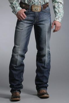 Cinch Grant Jeans Urban