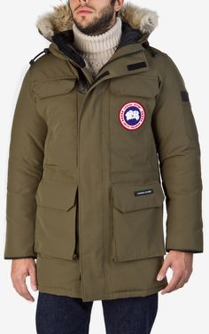 Canada Goose parka outlet cheap - 1000+ images about Parkas on Pinterest | Mens Parka Coats, Canada ...