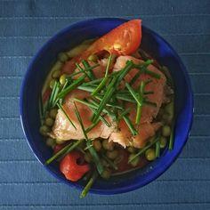 🍜❤#bowllove #supperlove @saladpride #eksperymenty #łosoś #salmon #warzywa #veggies #zielenina #mokrasałatka #sałatkanaciepło #springdiet #wiosennadieta