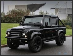 DEFENDER 110 XS DOUBLE CAB PICK UP/DCPU