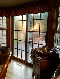Morning Light, Primitive, Windows, Couture Facile, Primitives, Vintage, Ramen, Window