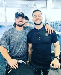 AJ Styles and Finn Balor