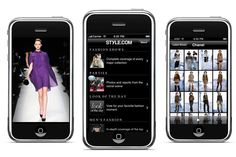 iPhone Apps: the Guide for Fashionistas