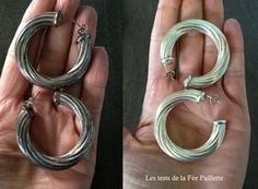 Amazing Les Astuces de Fée Paillette: Comment nettoyer ses bijoux en argent sans frotte… The Sequins Fairy Tips: How to clean your silver jewelry without rubbing Rose Gold Jewelry, Dainty Jewelry, Jewelry Accessories, Women Jewelry, Diy Jewelry Holder, Diy Jewelry Making, Et Tattoo, Tips & Tricks, Diy Cleaners