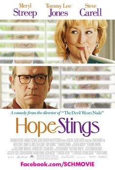 Hope Springs parody poster #parody #merylstreep #tommyleejones #sting #film #movie
