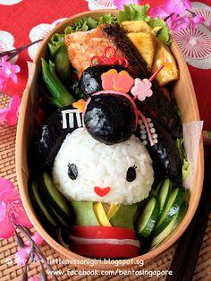 Little Miss Bento, a blog about Bento   Kyaraben   Recipes   Reviews   J-culture   Lifestyle   Workshop