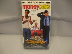 Money Talks (VHS, 1998) Chris Tucker Charlie Sheen Comedy