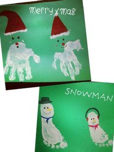 手形アート クリスマス - Yahoo!検索(画像)