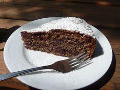 Buchweizentorte - Glutenfrei Backen und Kochen bei Zöliakie. Glutenfreie Rezepte, laktosefreie Rezepte, glutenfreies Brot