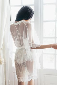 Introducing 'Film Noir', Luxury Bridal Lingerie by Shell Belle Couture for Maria Senvo | Love My Dress® UK Wedding Blog