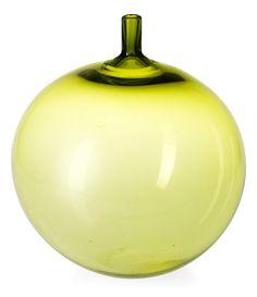 Apple Vase by Ingeborg Lundin, 1955.