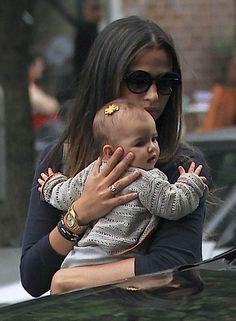 Spotted: Camila Alves & Her Beautiful Baby Girl Vida
