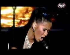 Christina Aguilera The Voice Within Live
