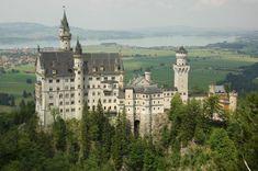 Newschwanstein Castle jigsaw puzzle