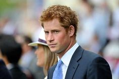 A file photo of Prince Harry....