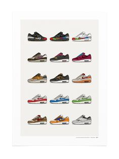 outlet store 8ea0c 5c094 Air Max 1 Master Collection