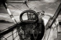 sopwith pup cockpit
