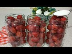 Păstrați căpșunile intacte timp de 1 an cu această metodă! - YouTube